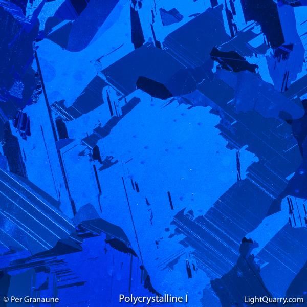 Polycrystalline [001] I by Per Granaune