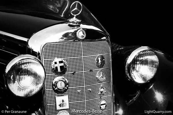 Mercedes-Benz by Per Granaune
