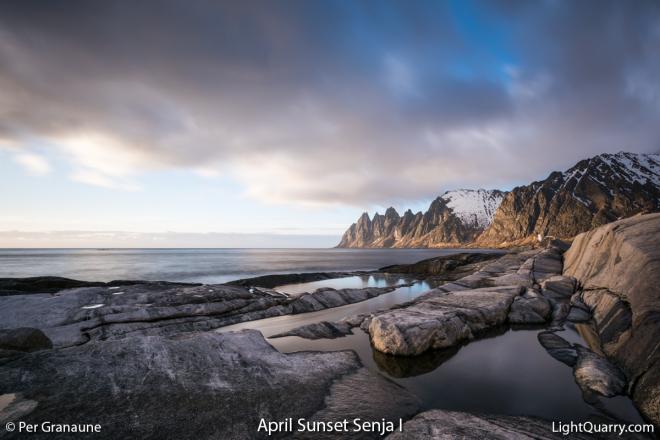 April Sunset Senja [001] I by Per_Granaune