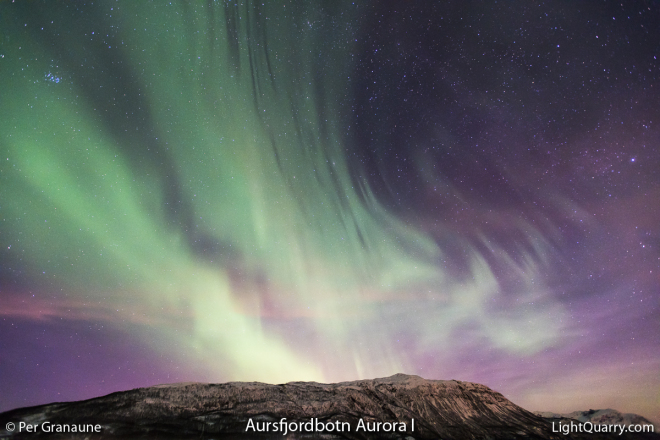 Aursfjordbotn Aurora [001] I by Per Granaune