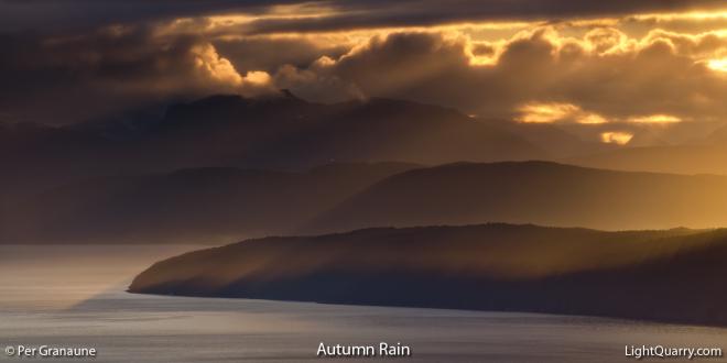 Autumn Rain by Per Granaune