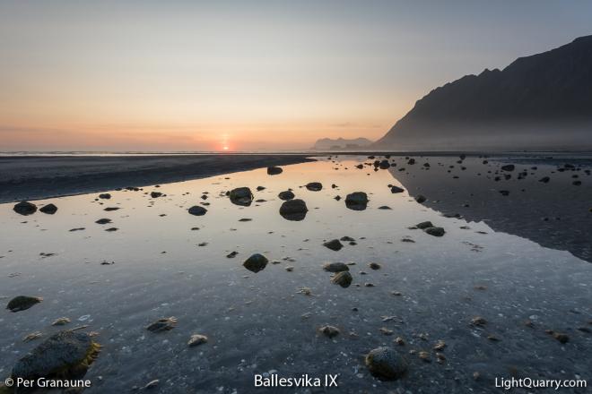 Ballesvika [009] IX by Per Granaune