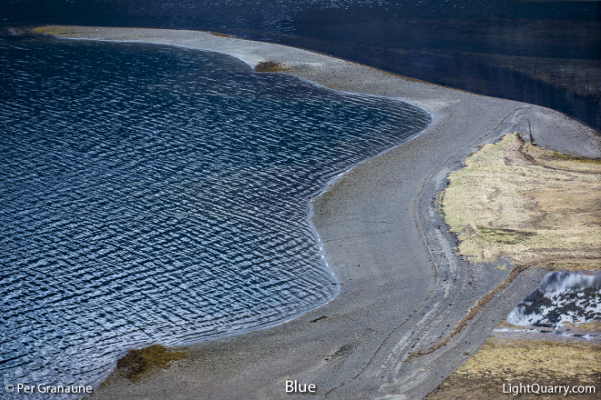 Blue by Per Granaune