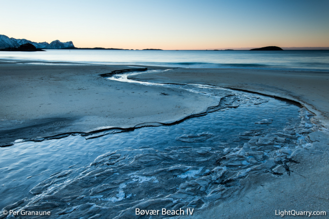 Bøvær Beach [004] IV by Per Granaune
