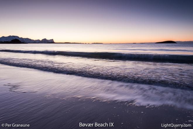 Bøvær Beach [009] IX by Per Granaune