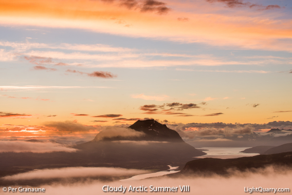 Cloudy Arctic Summer [008] VIII by Per Granaune
