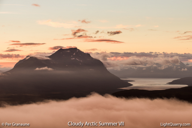 Cloudy Arctic Summer [007] VII by Per Granaune