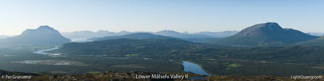 Lower Målselv Valley [002] II by Per Granaune