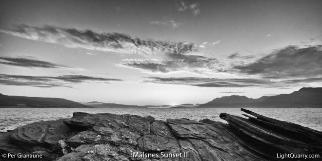 Målsnes Sunset [003] III by Per Granaune