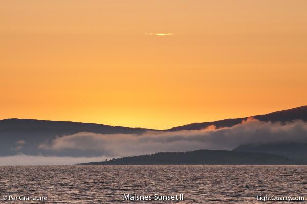 Målsnes Sunset [002] II by Per Granaune
