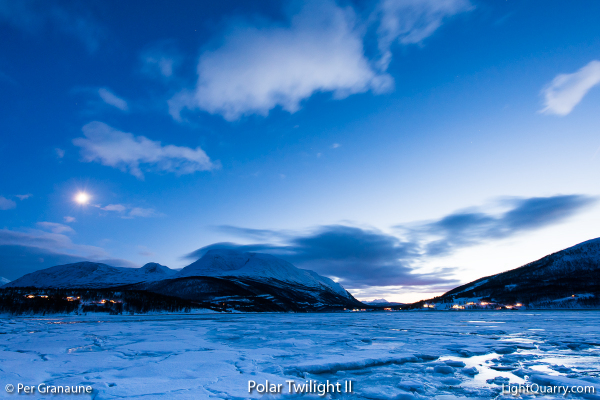 Polar Twilight [002] II by Per Granaune