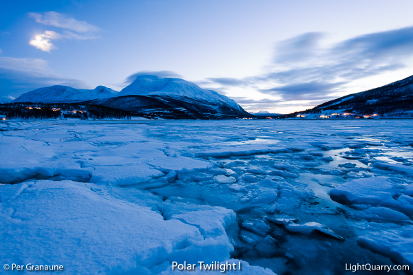 Polar Twilight [001] I by Per Granaune