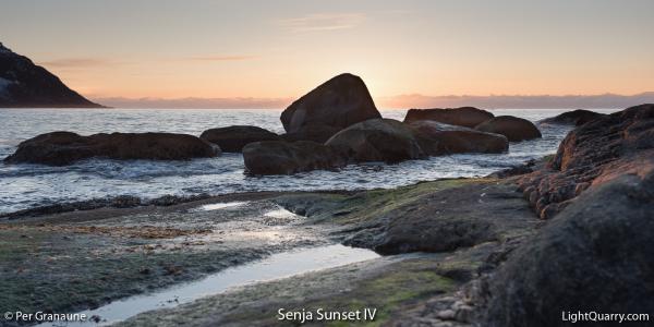 Senja Sunset [004] IV by Per Granaune