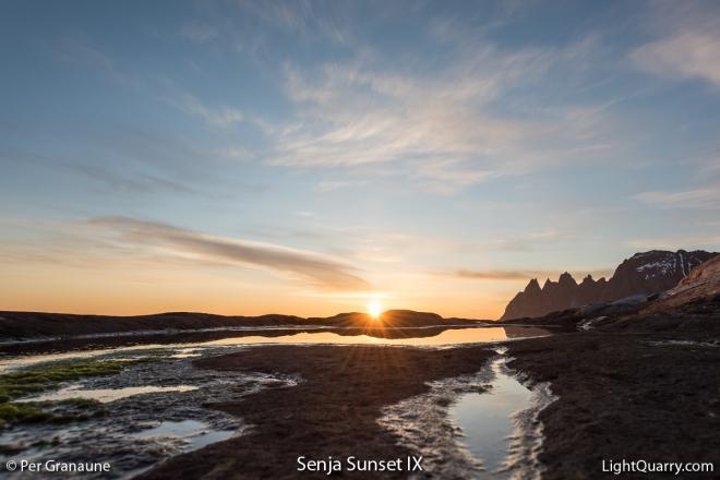Senja Sunset [009] IX by Per Granaune