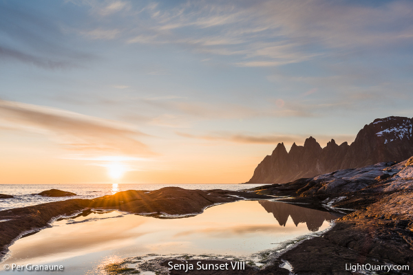 Senja Sunset [008] VIII by Per Granaune