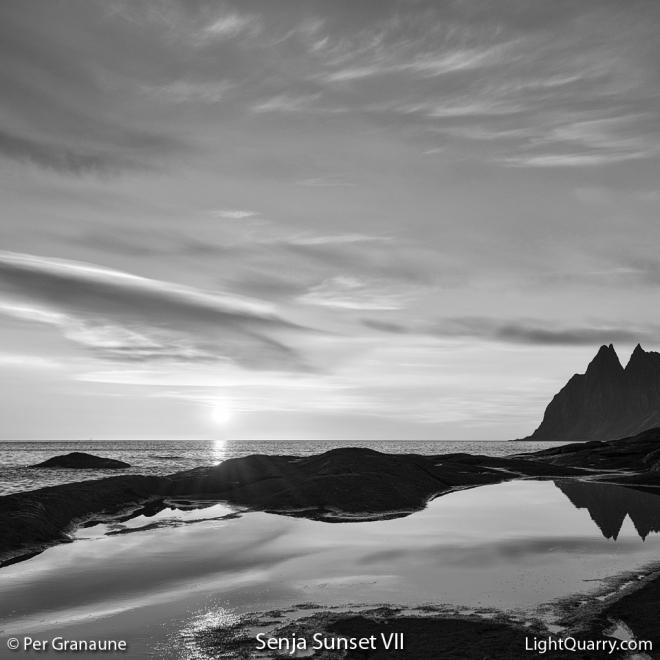 Senja Sunset [007] VII by Per Granaune