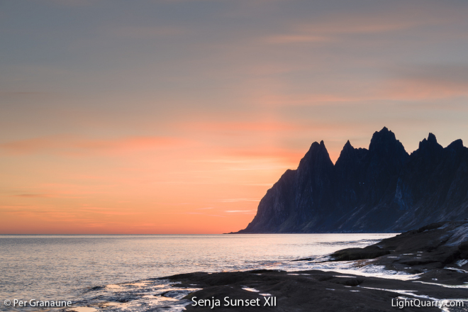 Senja Sunset [012] XII by Per_Granaune