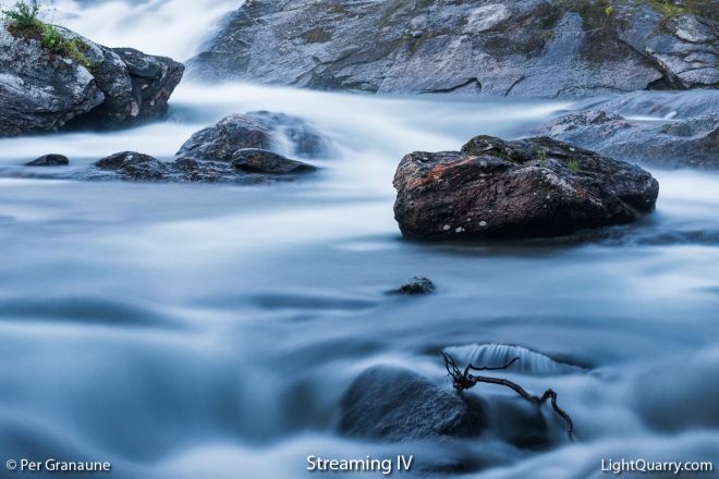 Streaming [004] IV by Per Granaune