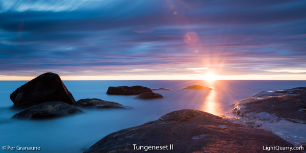 Tungeneset [002] II by Per Granaune