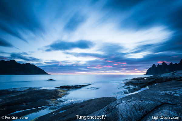 Tungeneset [004] IV by Per Granaune