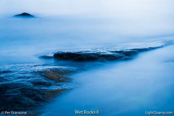 Wet Rocks [002] II by Per Granaune