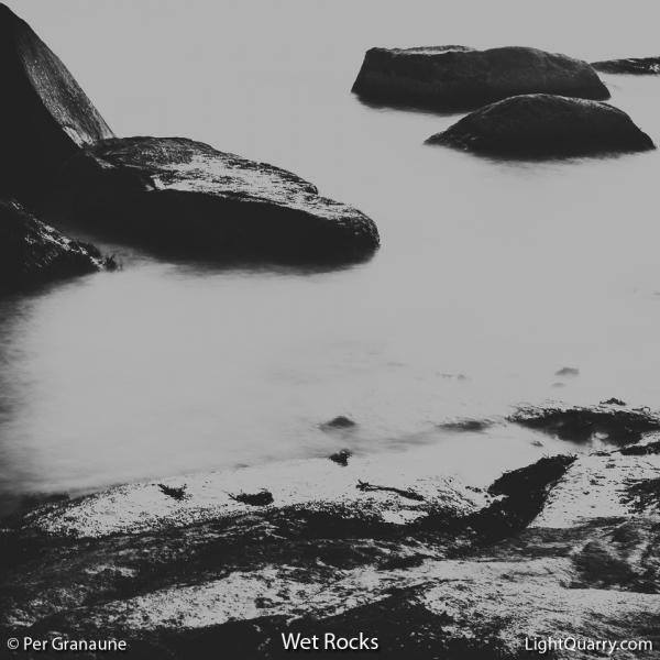 Wet Rocks [001] by Per Granaune
