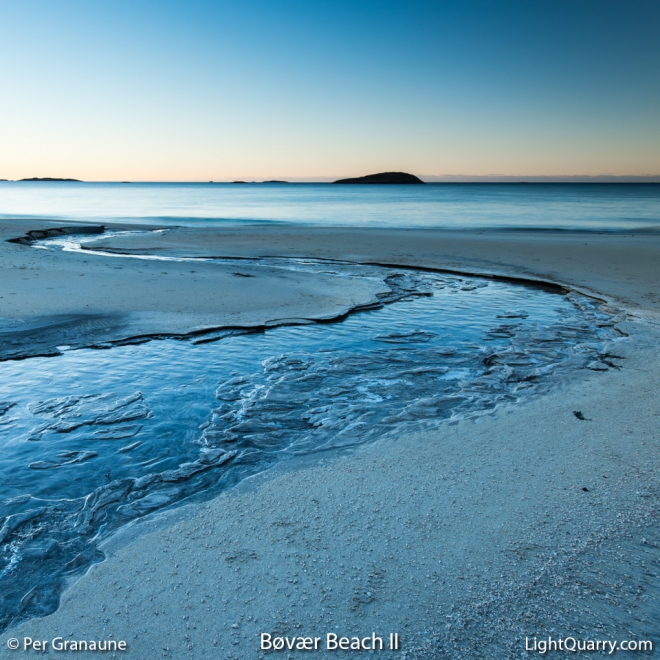 Bøvær Beach [002] II by Per Granaune
