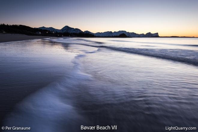 Bøvær Beach [007] VII by Per Granaune