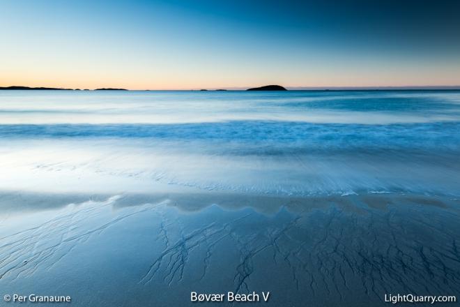 Bøvær Beach [005] V by Per Granaune