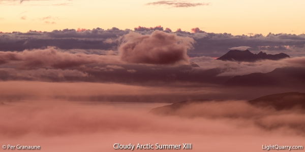 Cloudy Arctic Summer [013] XIII by Per Granaune