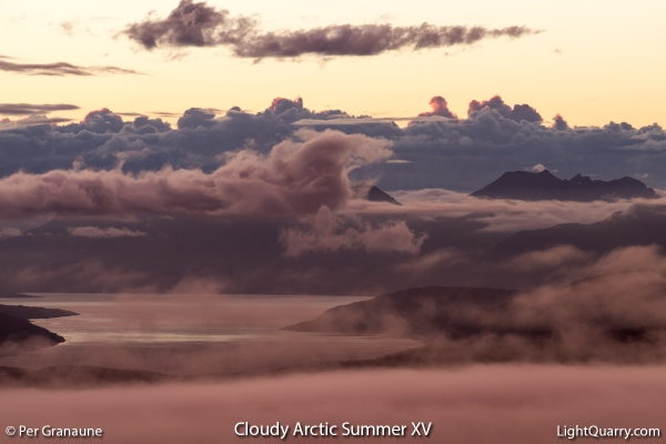 Cloudy Arctic Summer [015] XV by Per Granaune