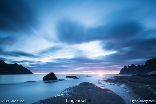 Tungeneset [003] III by Per Granaune