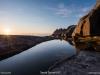 Senja Sunset [003] III by Per Granaune