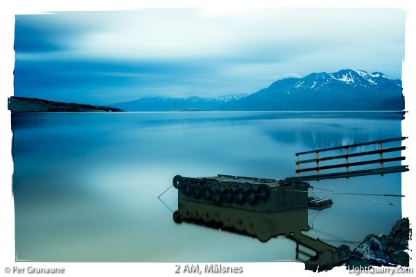 2 AM, Målsnes by Per Granaune