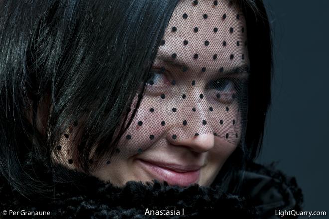 Anastasia [001] I by Per Granaune