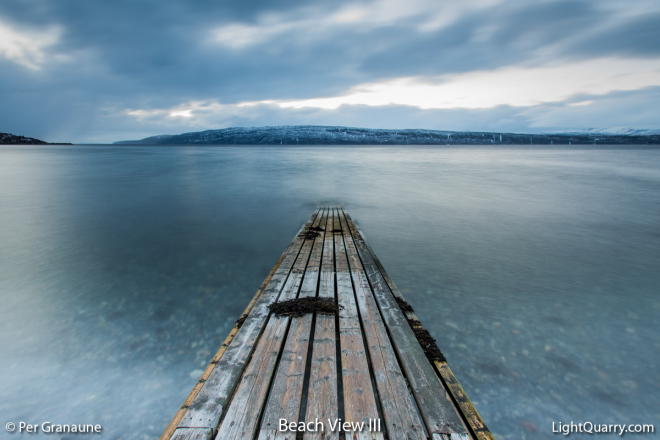 Beach View [003] III by Per Granaune