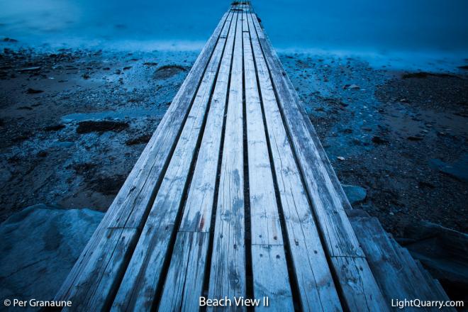 Beach View [002] II by Per Granaune