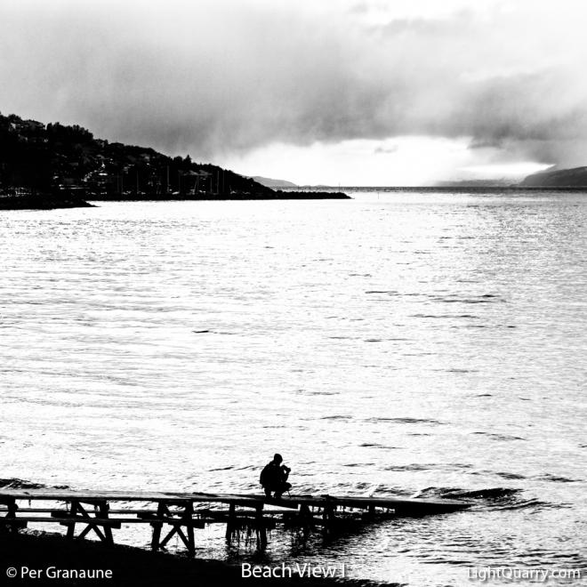 Beach View [001] I by Per Granaune