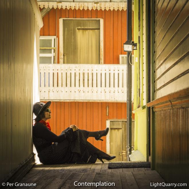Contemplation by Per Granaune