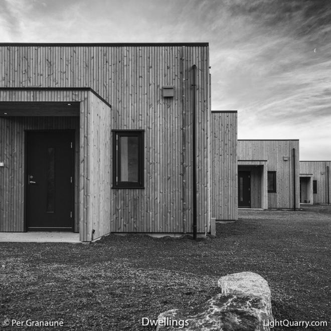 Dwellings by Per Granaune
