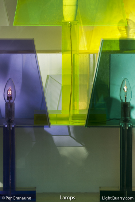 Lamps by Per Granaune