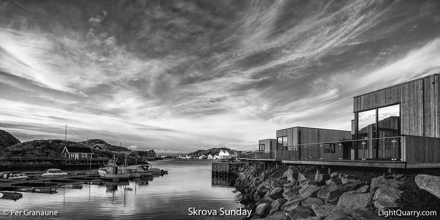 Skrova Sunday by Per Granaune