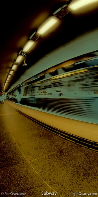 Subway by Per Granaune