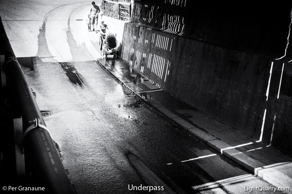 Underpass by Per Granaune