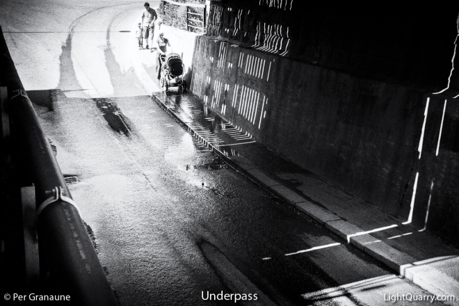 Underpass by Per Granaune